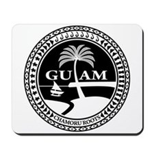Cute Guam Mousepad