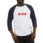Z33 Baseball Jersey