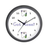 Hygienist Wall Clock