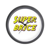 Super brice Wall Clock