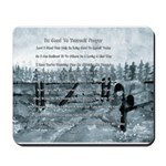 Country BGTY Prayer Mousepad