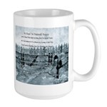 Country BGTY Prayer Large Mug