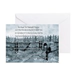 Country BGTY Prayer Greeting Card