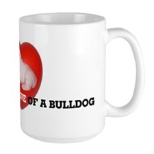 For the Love of...Large Mug