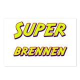 Super brennen Postcards (Package of 8)