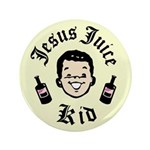 "Jesus Juice 3.5"" Button"