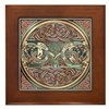 Celtic Gryphons Framed Tile