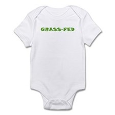 Grass Fed Infant Bodysuit