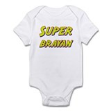 Super brayan Onesie
