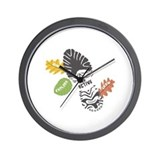 Be Active Wall Clock