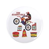 "The Dirtbike Essentials 3.5"" Button"