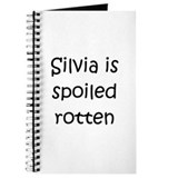Funny Silvia Journal
