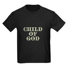 Child of God - Yellow T
