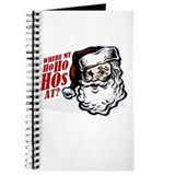 SANTA WHERE MY HOs AT? Journal