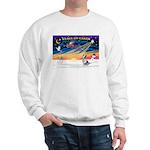 XmasSunrise/Corgi (BM) Sweatshirt