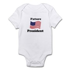 Future President Infant Bodysuit