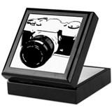 Photographer Keepsake Box