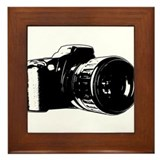 Photographer Framed Tile