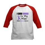 I Wear Violet For My Mom Tee