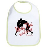 Muay Thai Warrior Bib