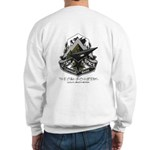 Utah Space Command Green Camo Sweatshirt