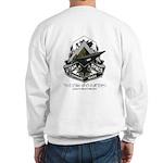 Utah Space Command Green Camo Sweatshirt