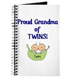 Grandma of Twins Journal