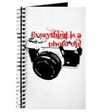 Everything's a photo op Journal