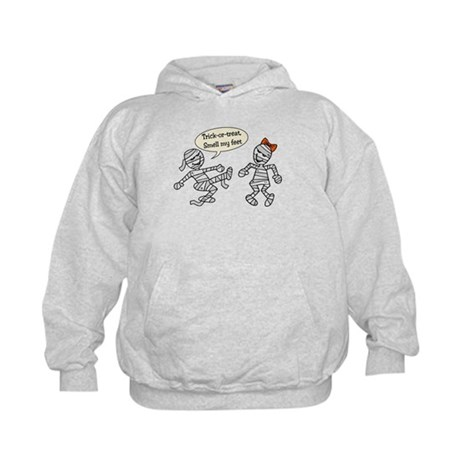 Trick or Treat Kids Hoodie