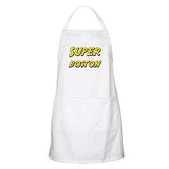 Super boston BBQ Apron