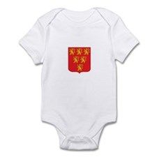 sille le guillaume Infant Bodysuit