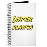 Super blanca Journal