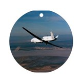 Global Hawk Keepsake (Round)