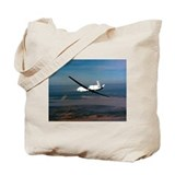 Global Hawk Tote Bag