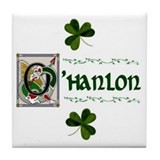 O'Hanlon Celtic Dragon Ceramic Tile