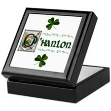 O'Hanlon Celtic Dragon Keepsake Box