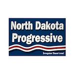 North Dakota Progressive Magnet
