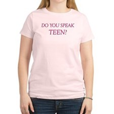 Cute Teenager T-Shirt