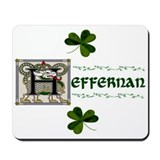 Heffernan Celtic Dragon Mousepad