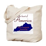 Fort Campbell Tote Bag