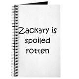 Cool Zackary Journal