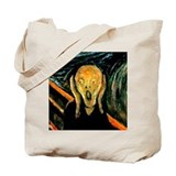 Munch's The Scream Tote Bag