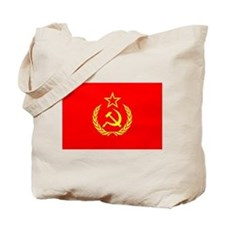New USSR Flag Tote Bag