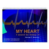 Cute Angina Wall Calendar