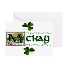 McKay Celtic Dragon Note Cards (Pk of 10)