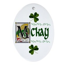 McKay Celtic Dragon Keepsake Ornament