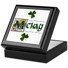 McKay Celtic Dragon Keepsake Box