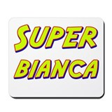 Super bianca Mousepad
