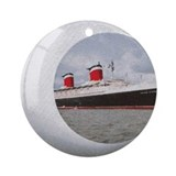 SS United States Ornament (Round)