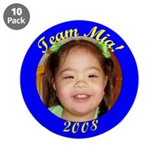 "Team Mia 3.5"" Button (10 pack)"